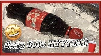 COCA COLA HYYTELÖ