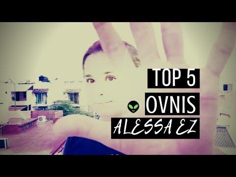 TOP 5: LOS MEJORES OVNIS DE ALESSA 2012 - 2019