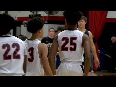 BHS Boys Basketball vs Boston College High School 12-18-18