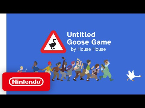 Untitled Goose Game - Two-Player Update Trailer - Nintendo Switch