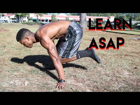 HOW TO: Tuck Planche Tutorial Training |...