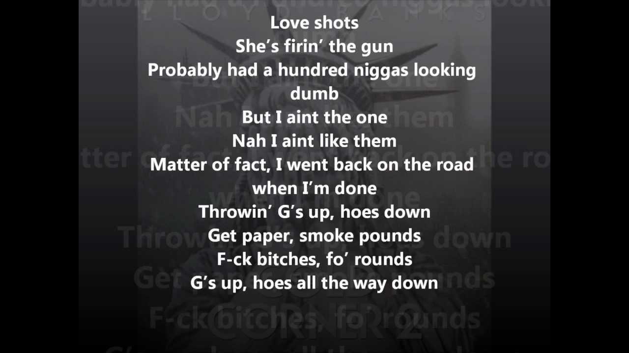 good quality promo codes shades of Lloyd Banks - Love Shots (Cold Corner 2) [With Lyrics]