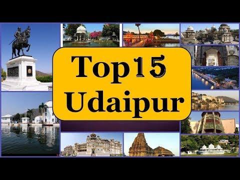 Udaipur Tourism   Famous 15 Places To Visit In Udaipur Tour
