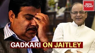 """Last Met Arun Jaitley At A Dinner He Hosted"": Nitin Gadkari Remembers Jaitley"