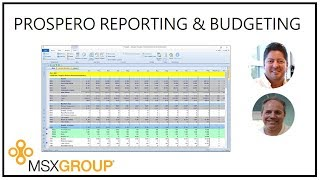 Prospero Demo Of Budgeting And Financial Reporting By Noah Moseley And Nick Sercer 2019 July