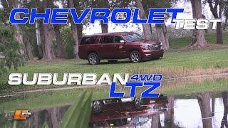 Video Chevrolet Suburban 4WD LTZ Test Drive - Routière - Pgm 410 download MP3, 3GP, MP4, WEBM, AVI, FLV April 2018