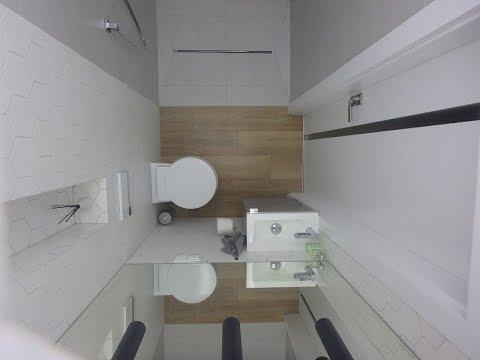Mała Funkcjonalna łazienka
