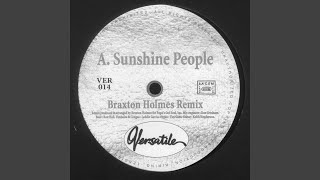 Venus (Sunshine People) (Mousse T Remix)