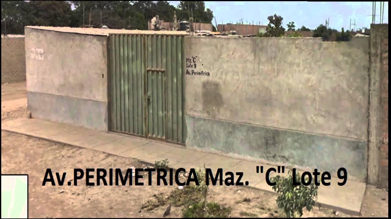 Terreno En Venta Lima Peru