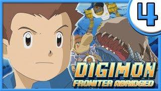 Digimon Frontier Abridged Episode 4 A JP Really Awakens BloodYokaiStudios