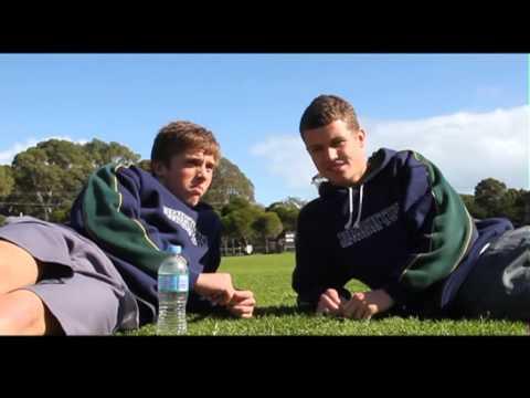 Brighton Secondary Valedictory Film 2012