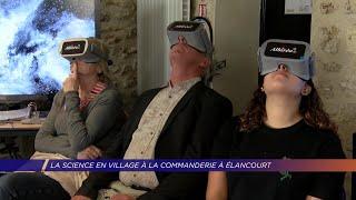Yvelines | La science en village à la Commanderie à Élancourt