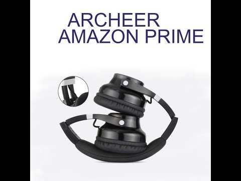 (Episode 2063) Amazon Prime Unboxing: ARCHEER Bluetooth Headphones 45 Hours Playtime @amazon