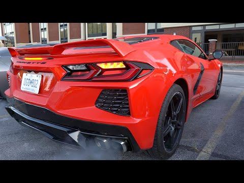 2020 C8 Corvette Exhaust Compilation [PURE Sound]