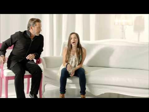 Ricardo Montaner feat Evaluna Montaner La Gloria de Dios