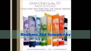 Waldo De Los Rios -  Brahms 3rd Symphony