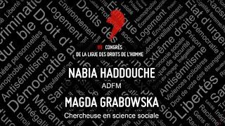 Partout dans le monde, des femmes défendent leurs droits ! Nabia Ha...