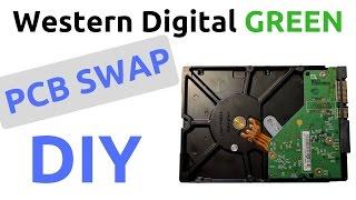 Video PCB swap on a Western Digital Caviar Green hard drive part 1 download MP3, 3GP, MP4, WEBM, AVI, FLV November 2017