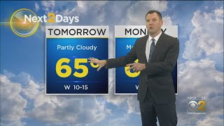CBS 2 Weekend Weather Watch 10 P.M. 10-5-2019