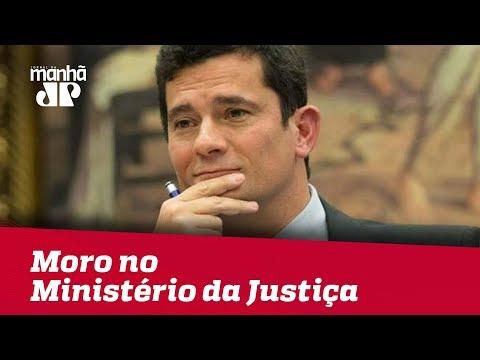 Moro no Ministério da Justiça: confira a opinião da bancada do Jornal da Manhã