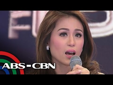 The Buzz: Toni in tears as she thanks Paul
