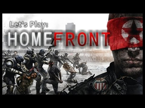 Let's Play: Homefront Ch. 3 - John Milius is Bleeding