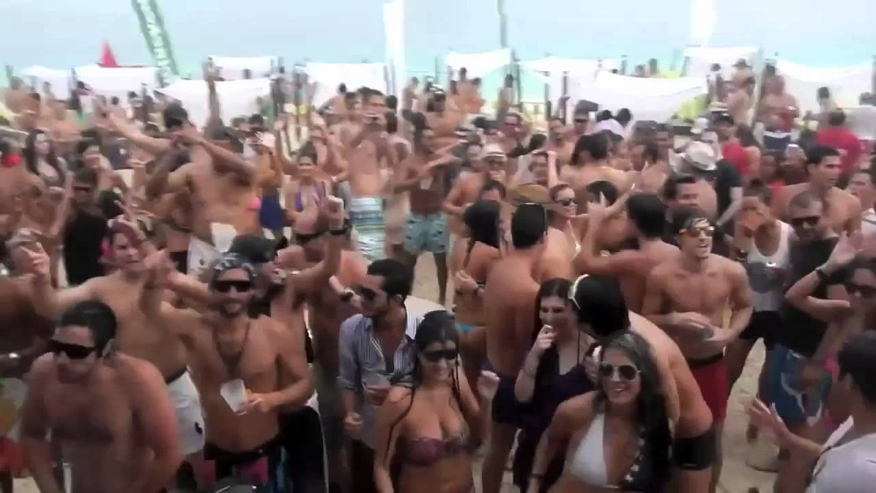 Me Cancun The Beach Club Anniversary Hernan Cattaneo Mov