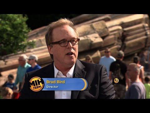 "Director Brad Bird on ""Tomorrowland"""