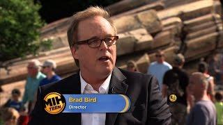 "Director Brad Bird On ""Tomorrowland"""