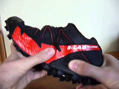 5f6f778742cd Real vs Fake counterfeit Salomon Fellcross 2 - YouTube