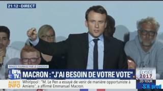 Emmanuelle Macron le petit fils de Hitler