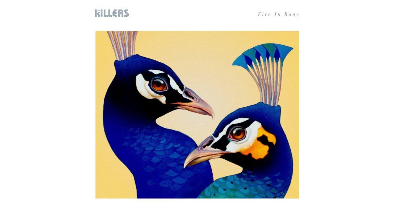 The Killers - Fire In Bone (Visualizer Video)
