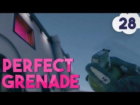 PERFECT GRENADE TRICK - Rainbow Six Siege #28 (FR - PC)