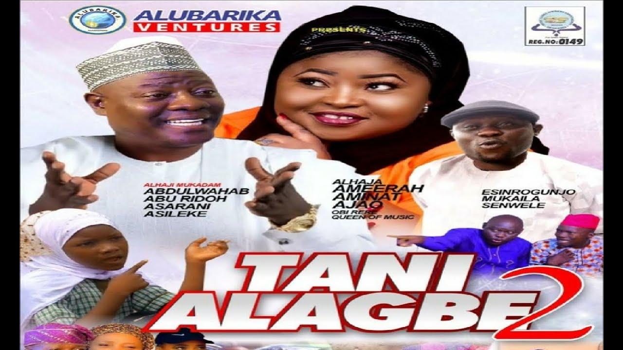 Download Tani Alagbe 2   Aminat Ajao Obirere, Aburidoh Sarani, Mukaila Senwele and wonderful kid Aishat