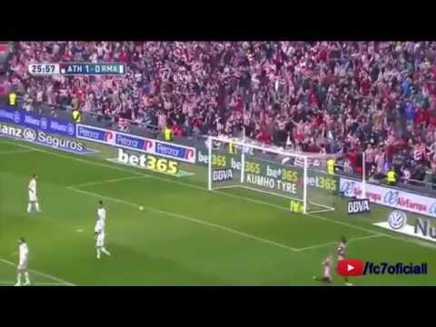 Athletic Bilbao vs Real Madrid 1-0 Goals and Full Highlights 07/03/15 BBVA HD