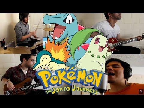 Pokemon  Pokemon Johto Opening 3 Inheres