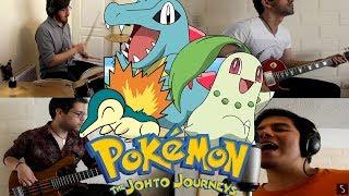 Pokemon Johto - Opening (COVER LATINO) // INHERES