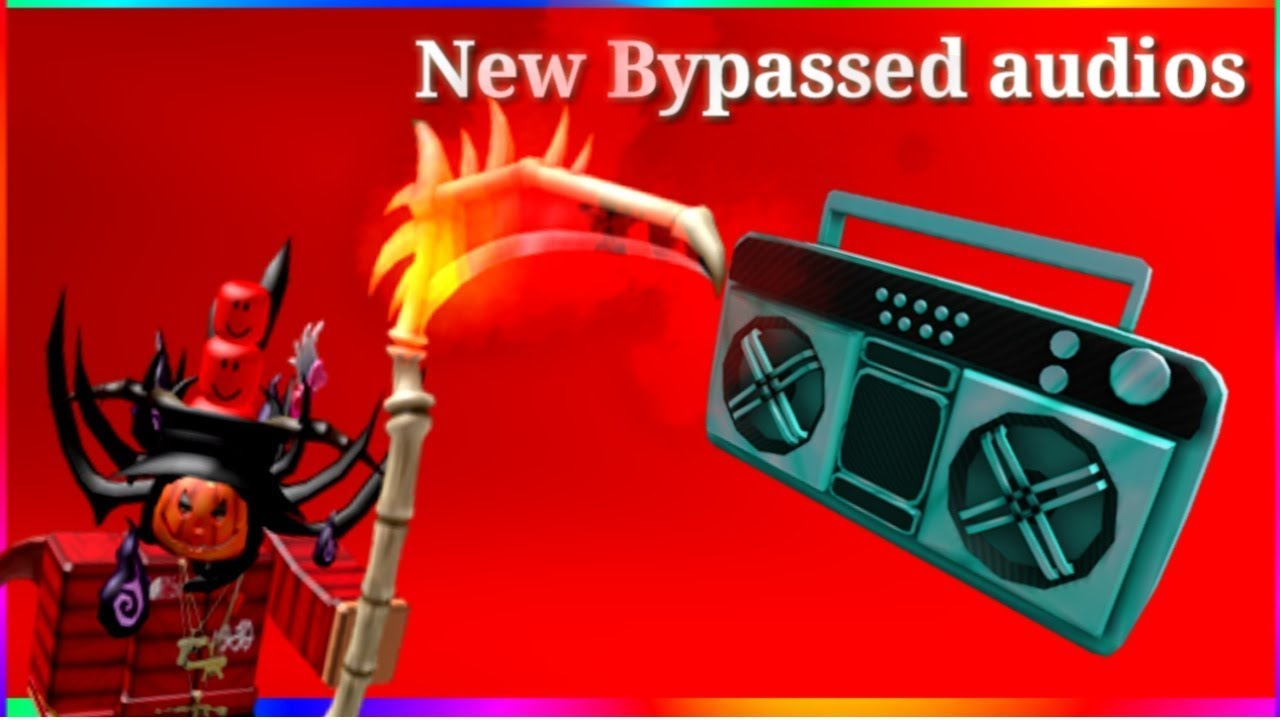 44 Roblox New Bypassed Audios Working 2019 - roblox bypassed decals id youtube