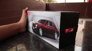 Best Rolls Royce Diecast Toy Car under Rs1500 Unboxing