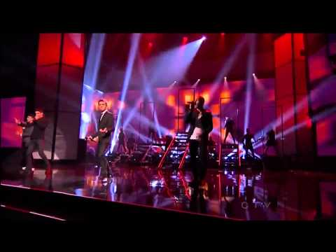 The Wanted  I Found You American Music Awards 2012 HD 1080p