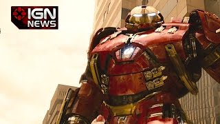 10ft Tall Hulkbuster Iron Man Statue Can be Yours... For $21K - IGN News