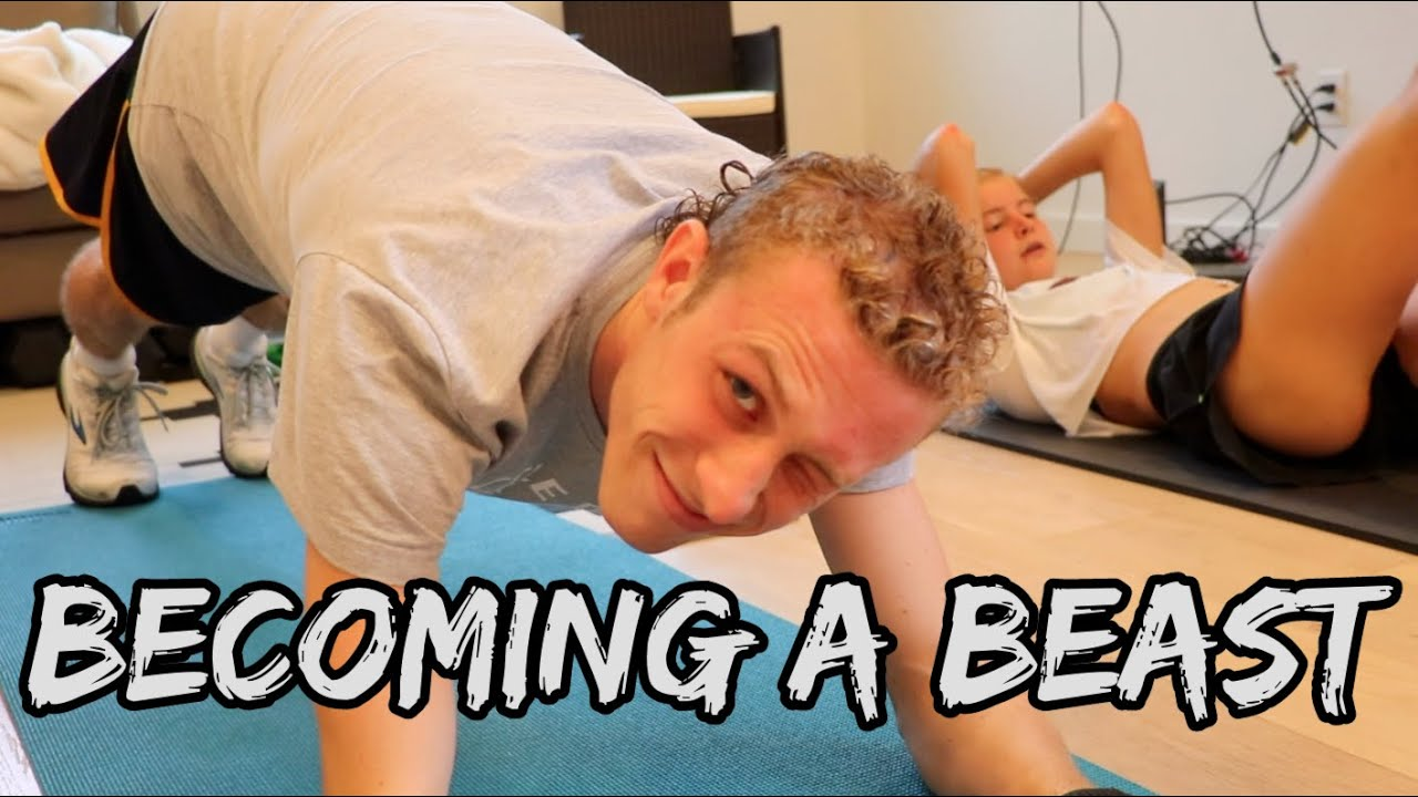 Becoming a Beast Episode 3: The Return of The King