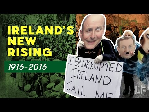 Ireland's New Rising: An Exclusive Report from The Laura Flanders Show