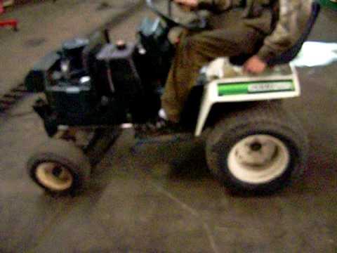 Bolens 2000h Lawn Tractor | Bolens Lawn Tractors: Bolens