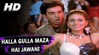 Halla Gulla Maza Hai Jawani | Amit Kumar | Jawaani 1984 Songs | Karan Shah