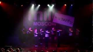 """""""ВыSTAFFка 2012"""" Михаил Добоян (54 Dance studio) и """"Vasiliev Groove"""""""