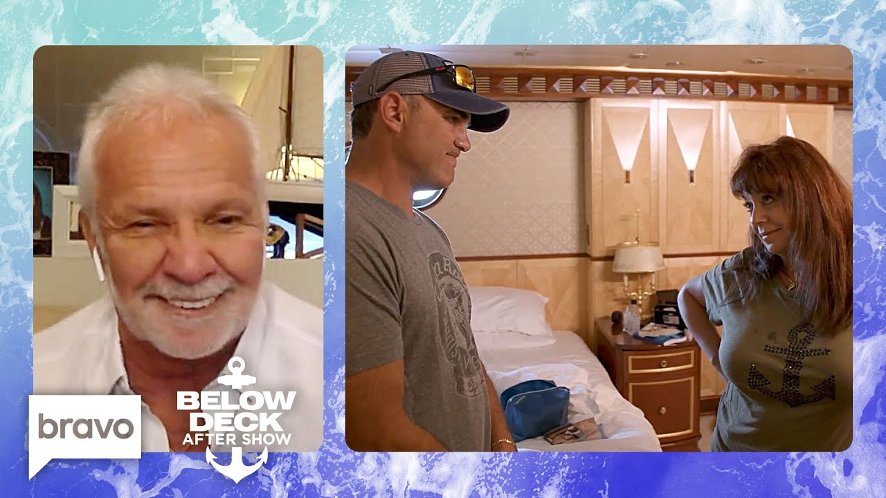 Download Threw Her Ass Under the Bus So Fast It Made Your Head Spin | Below Deck After Show (S8 Ep11)