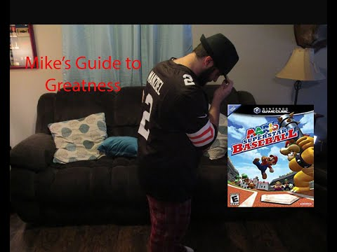 Mike's Guide To Greatness Ep. 1: Mario Superstar Baseball (Gamecube)