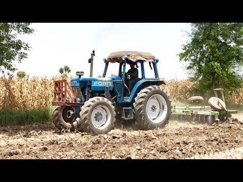 "Freesound - ""Traktori ja äes, lähtö / Tractor with a ...   People Pulling Harrows"