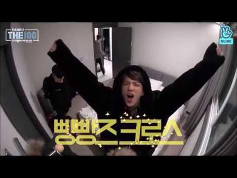 [THE100] 더보이즈 꿀귀&유잼 모먼트 Cut